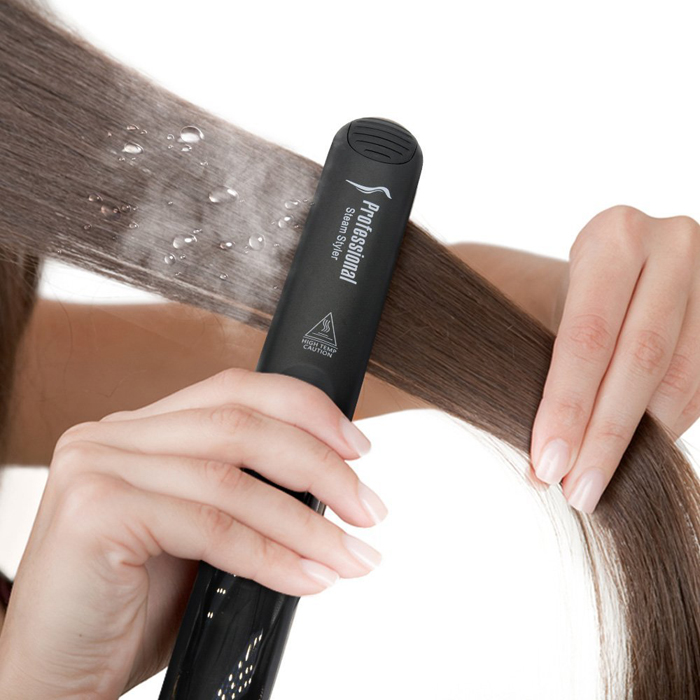 Madami 2018 <strong>Best</strong> Flat Iron Ceramic Titanium steam <strong>Hair</strong> <strong>Straightener</strong>
