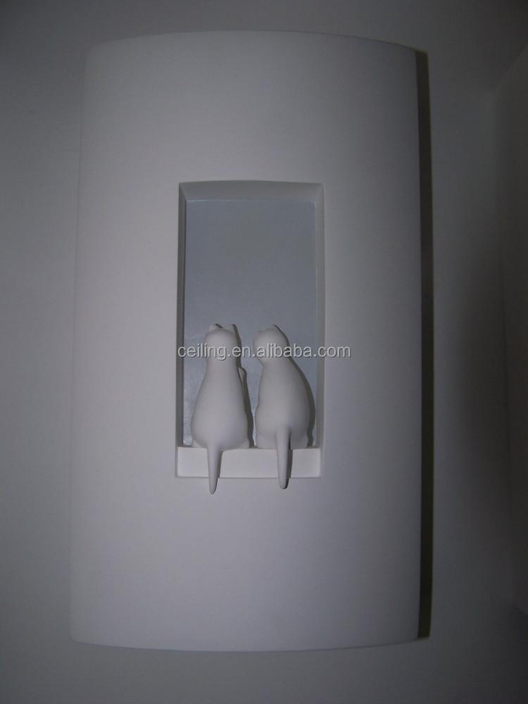 Meisui Intrieur Dcoration Luminaire Pltre Lumire  Lampe De Mur