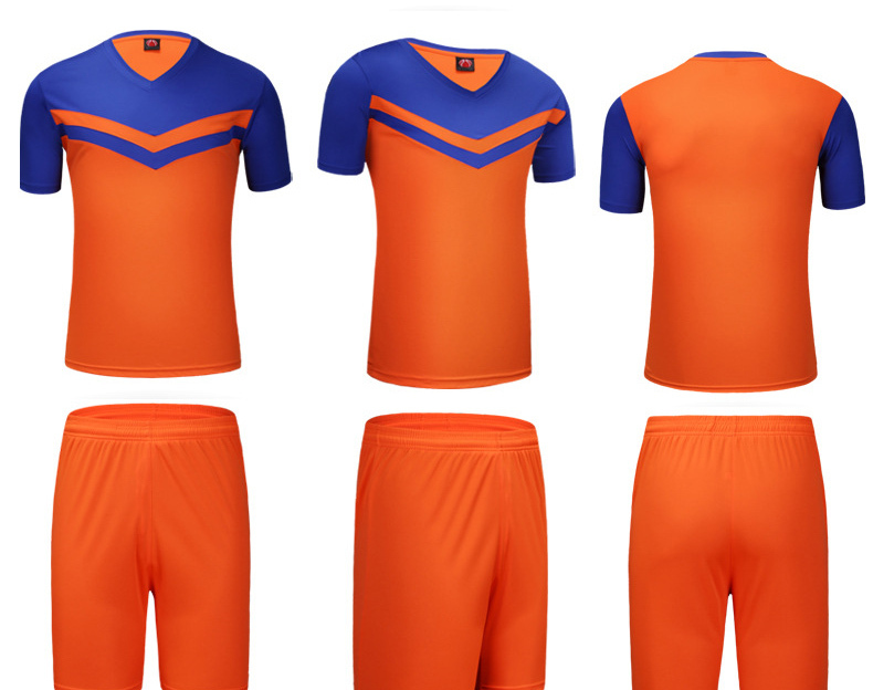 be4767737 custom professional soccer jersey short sleeves bright color mens  volleyball jersey