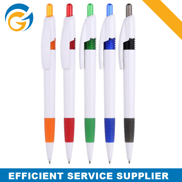 Advertising School Hotel Classic White Plastic Kind Pen