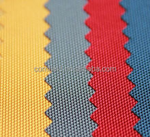 600d Polyester oxford fabric /PU polyester /oxford fabric for bags and suitcases