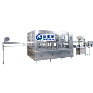 CGF 8-8-3 water filling machine dubai/ Automatic drinking water filling plant