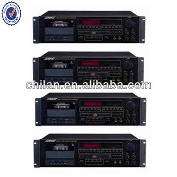 Pa System Power Amplifier With Mp3,Radio,Dvd Player,60w/120w/250w ...