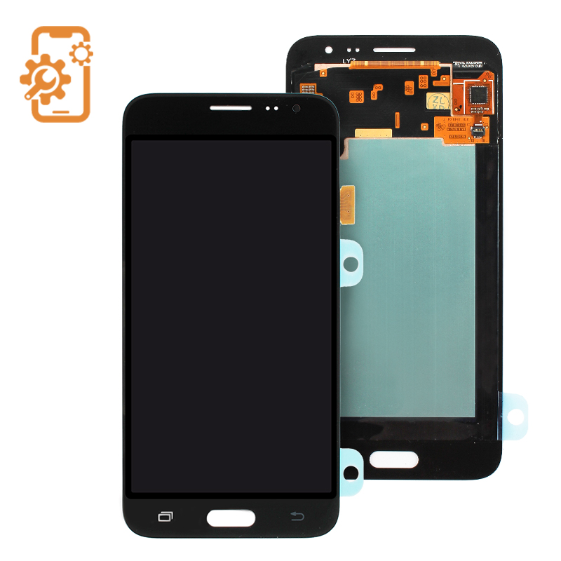 Display LCD Para samsung galaxy J3 J320 J320F SM-J320F Display Touch Montagem Digitador Da Tela de LCD