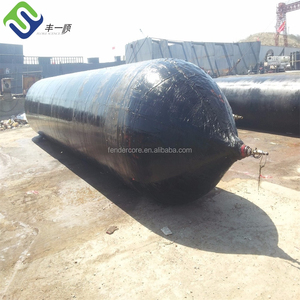 Ship launching/lifting/salvage Marine rubber airbags/ship ballons