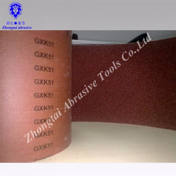 Abrasive Sand paper Emery Cloth Roll with competitive price