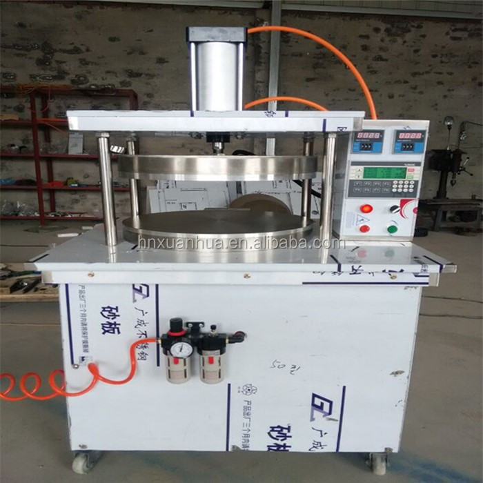 2016 Newest Automatic Indian Chapati Roti Press Machine Roti Bread ...