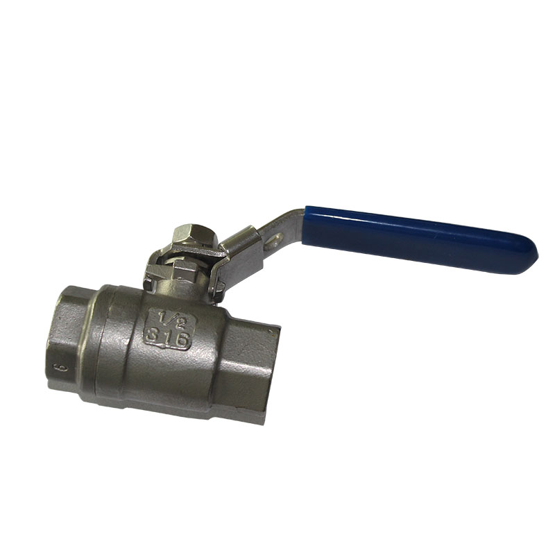 Top Quality 304 Stainless Steel Sanitary 1/4 Ball Valve