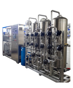 EDI Pharmaceutical RO Unit Purified Water Purification Systems