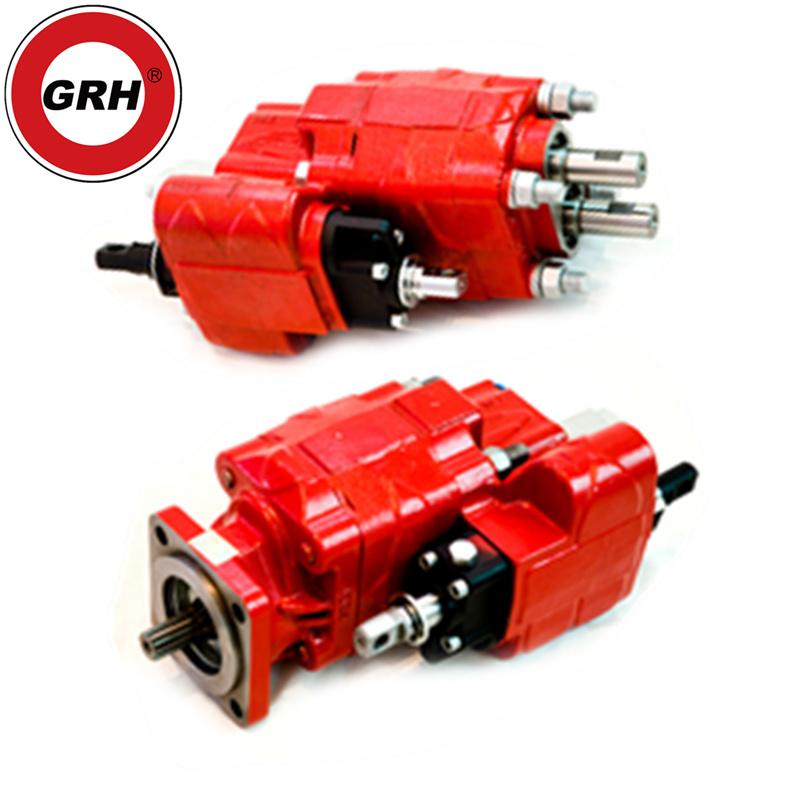 Hydraulic gear pump C101 C102 rotary dump truck hydraulic gear pump G01 G02 dump pump