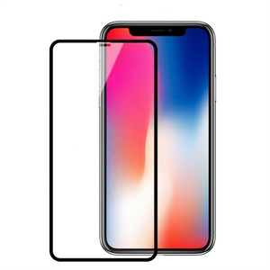 Protect your privacy tempered glass screen protector for iPhone X OEM/ODM