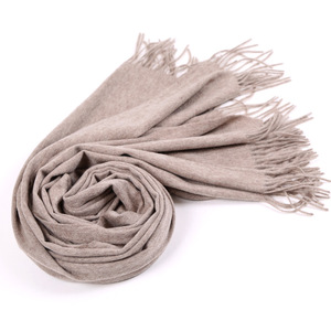 2018 Newest design brand real cashmere pashmina shawl scarf