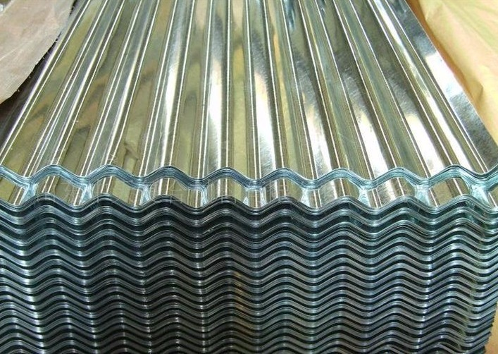 Metal Aluminum Corrugated Plastic Type Of Roofing Sheets