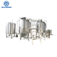 500L turnkey project beer equipment