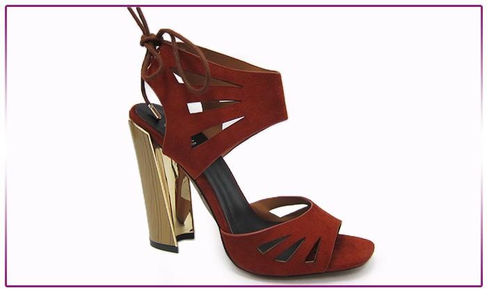 Ladies High Heel Fancy Sandals/girls Latest High Heel Sandals ...