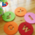 multi shape Felt Drink Coasters Set of 4 For Cups,Mugs,Glasses