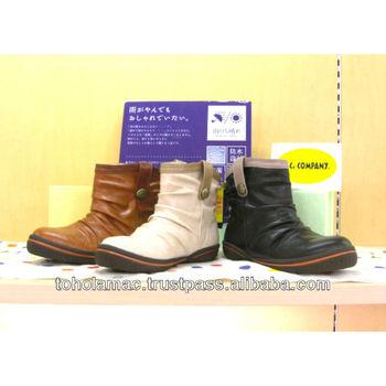 c1452d9daa6a3 Japanese Design Chemical Rain Shoes Women