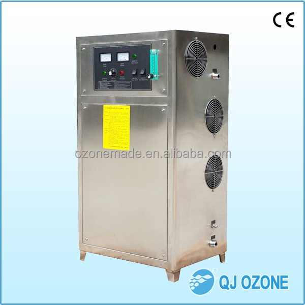 what is an ozone machine