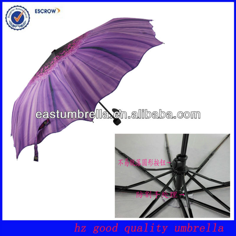Small Short Handle Umbrella In China