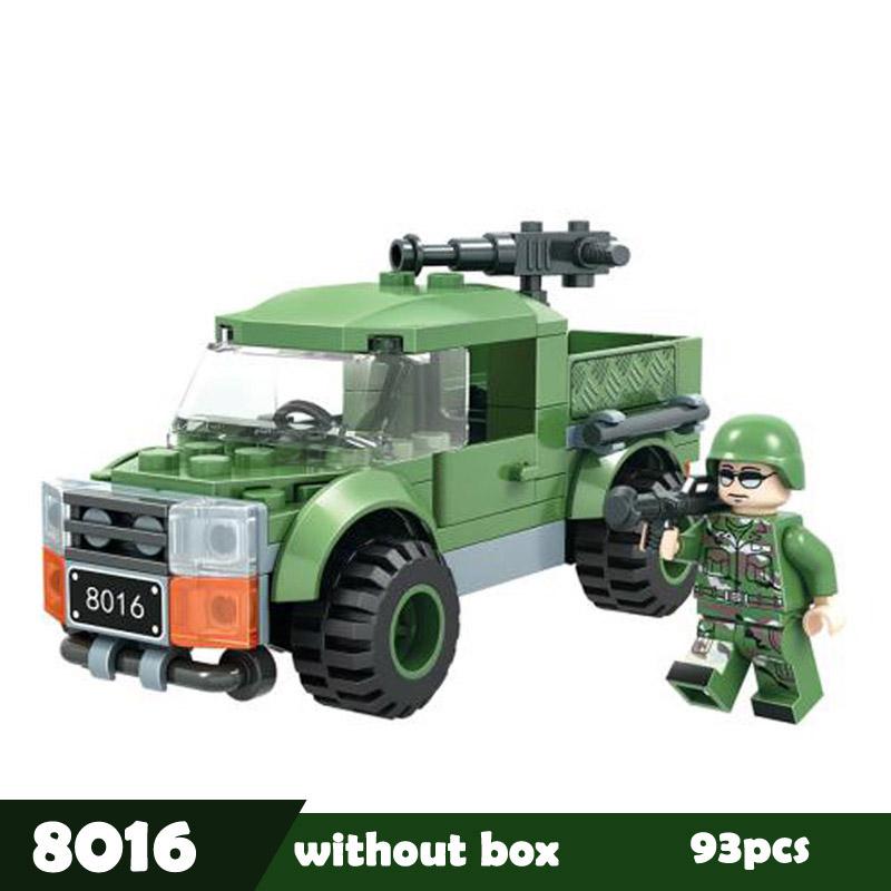 Армейские танковые строительные блоки, кирпичи, военная модель, совместимые с Legoes, оружие Brinquedo Menina, игрушки для детей, рождественские подар...(Китай)