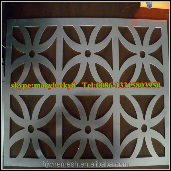 perforated decorative panel decorative perforated sheet metal panelssteel decorative perforated panels - Decorative Sheet Metal