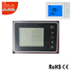 Programmable gas boiler thermostat for wall-hung central heating radiators