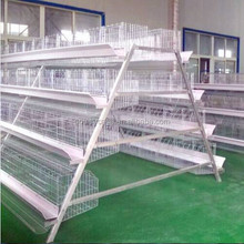 Commercial Folding Chicken House Coop Cages