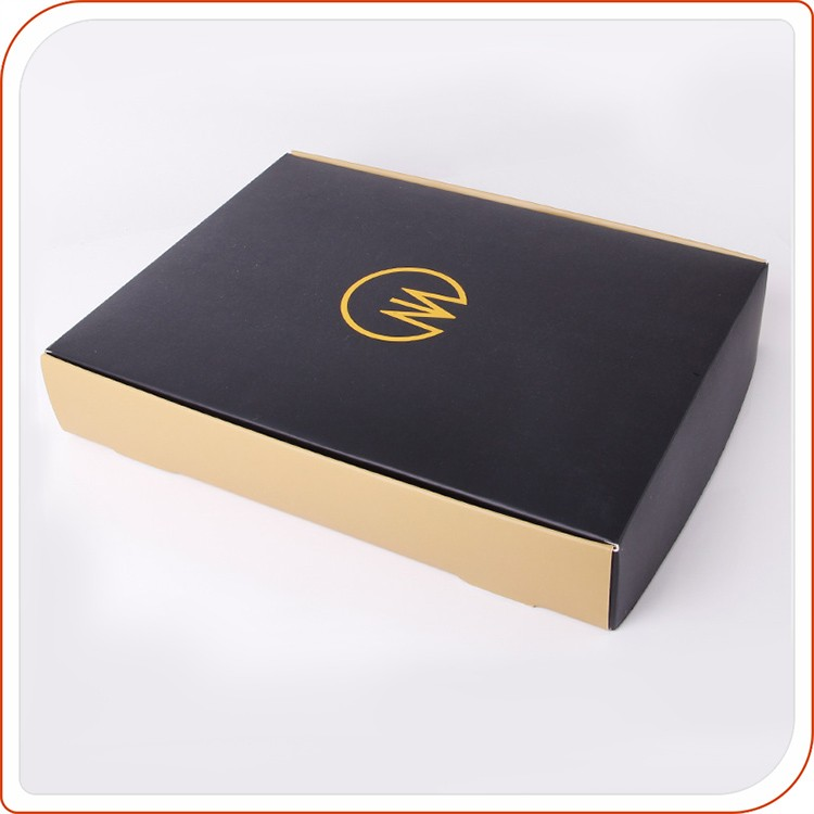 Custom Design Cardboard Shirt Dress Box With Lid For