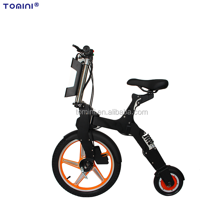 Cheap 18 inch aluminum alloy frame electronic bike electric bicycle