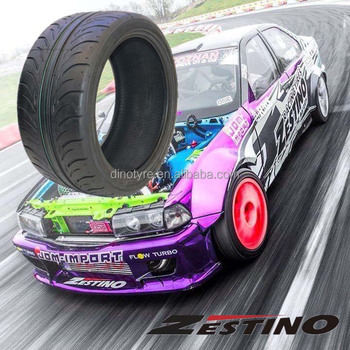 Zestino Racing Tires 215 45r17 Slick Drift Car Tires 245 40 R18