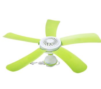 Super Silent Deckenventilatoren Kühlen Moskitonetz Elektrischen Ventilator  Große Windnetze Hängen Fan Mini Tragbare Weichen Wind Haushalts