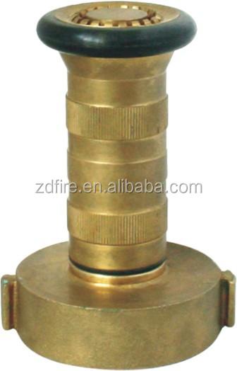plastic and brass core fire hose reel nozzle,fire extinguisher nozzle,spray jet fire hose nozzle