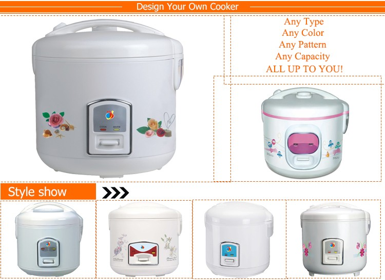 ordinary Dual Voltage Kitchen Appliances #1: Home kitchen appliance 1L-2.8L multifunction mini national dual voltage  electric rice cooker parts