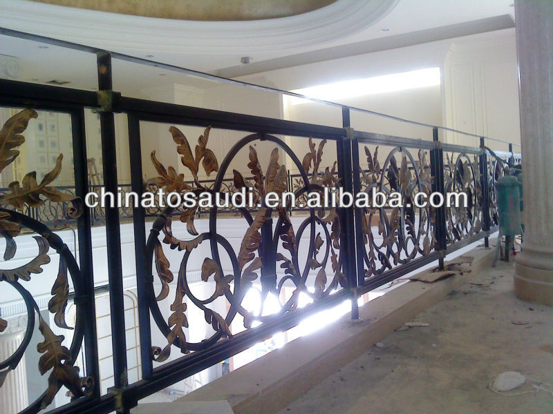 balcony fence panels balcony fence panels suppliers and manufacturers at alibabacom - Decorative Fence Panels