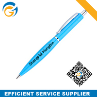 0.5 Printable BallPpoint Pen Triangle Shape Plastic Ball Pen
