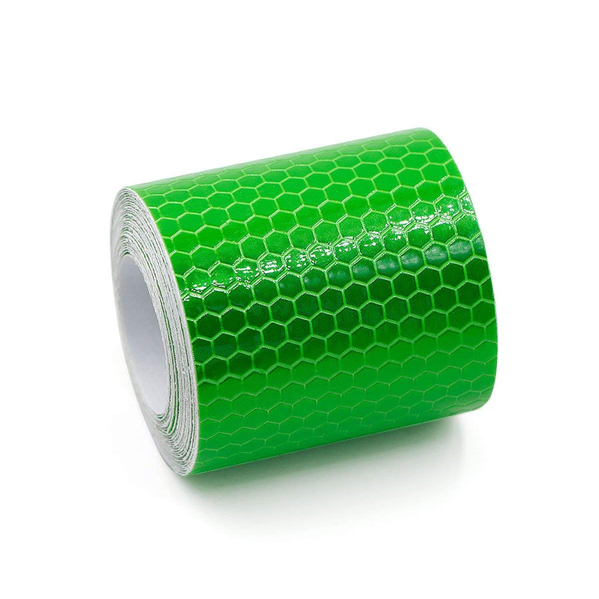Queenbox Reflective Tape for Auto Motorcycle Safety ReflectiveTape Material Film Warning Tape Car Styling
