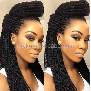 Crochet Hair Sale : Hot Sale Synthetic Hair Weave Havana Mambo Twist Crochet Braid Hair ...