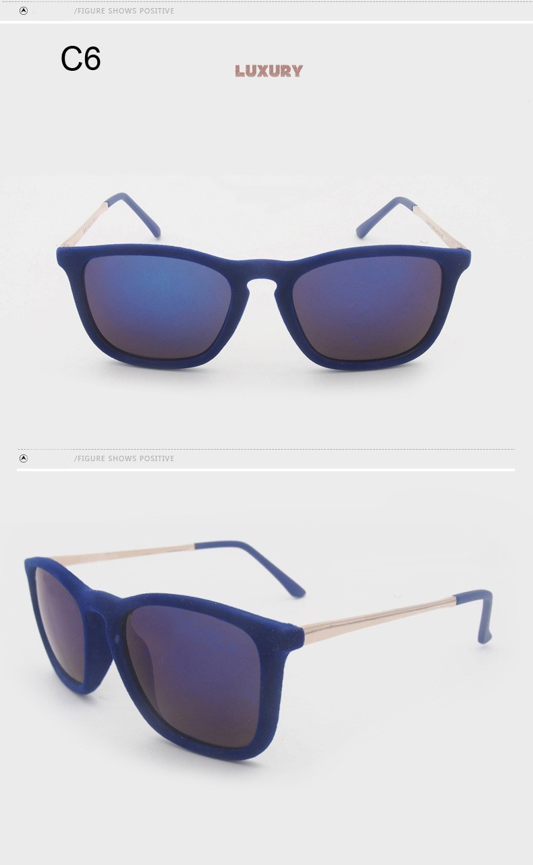 331b80466d8 Fashion Chris Velvet Frame Sunglasses Women Brand Designer Winter Style  UV400 Women Sun glasses Mirror Lens CC0096