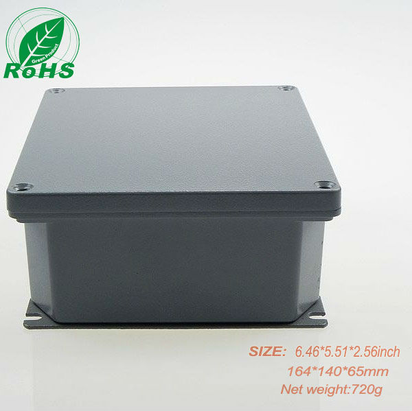 2013 news made in China metal enclosures for electronics
