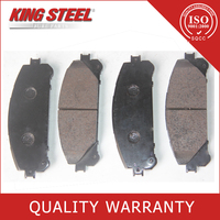 Car Spare Parts Brake Pads For Toyota Highlander Oem 04465-48150 ...