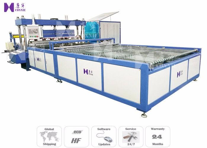 Automatic High Frequency Plastic Shower Curtain Welding Machine PVC/EVA/PEVA Shower Curtain making machine