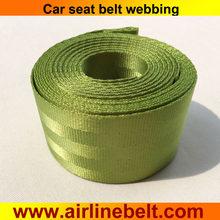 8 метров в рулоне 48 мм ширина смешанные цвета автомобильный пояс тесьма для автомобиля Авто безопасности сидений/швейные изделия/сумки аксе...(Китай)