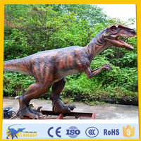 CET-N-133 large Life Size Realistic Outdoor Silicone Jurassic Garden Decoration Cetnology Dinosaur Sculpture from China