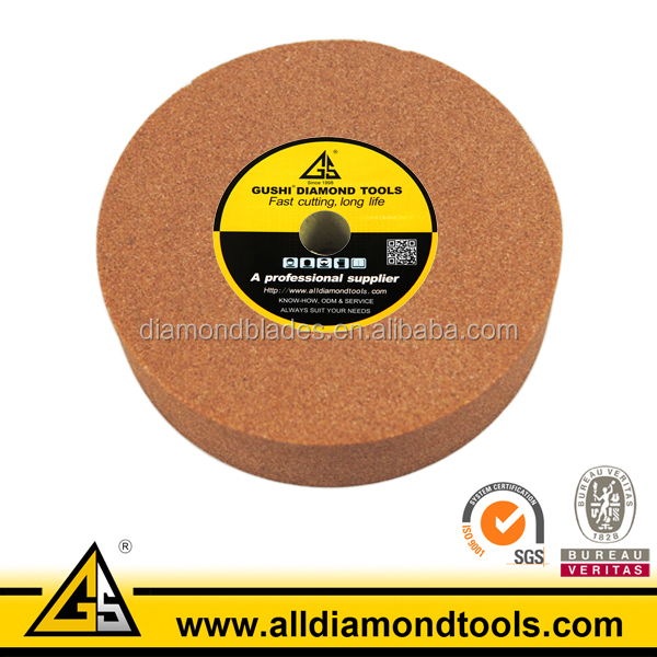 resin bonded grinding stone for drill with grinder machine