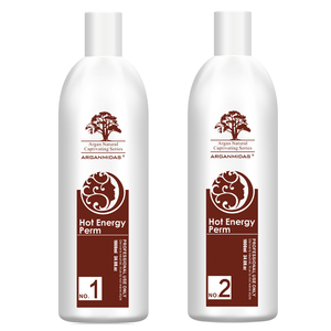 Professional Wholesale Salon Use Curly Hair Volume Rebond & Perm Lotion