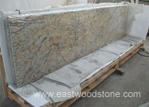 Diamond Flower Granite Countertop, Diamond Flower Granite Countertop  Suppliers And Manufacturers At Alibaba.com