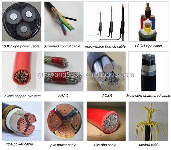High Quality 70mm Copper Rubber Jacket Welding Cable