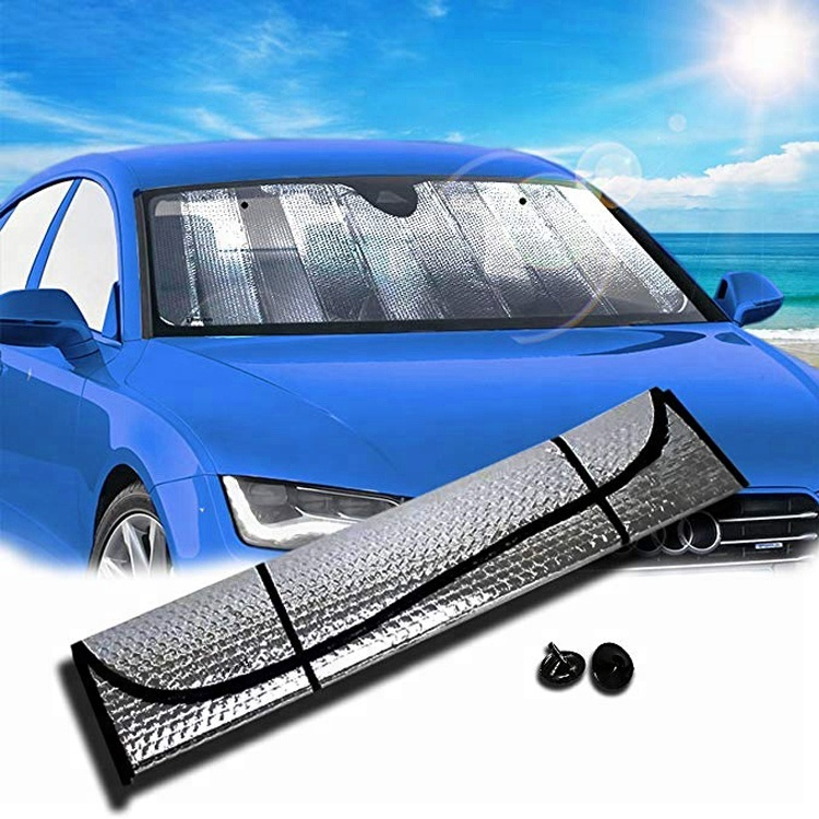 60*130cm Car Windshield Visor Cover Front Rear Block Window <strong>Sun</strong> Shade