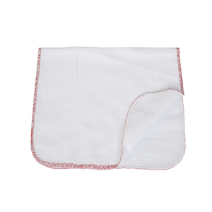 2018 spanish unique household items white cotton wiping rags