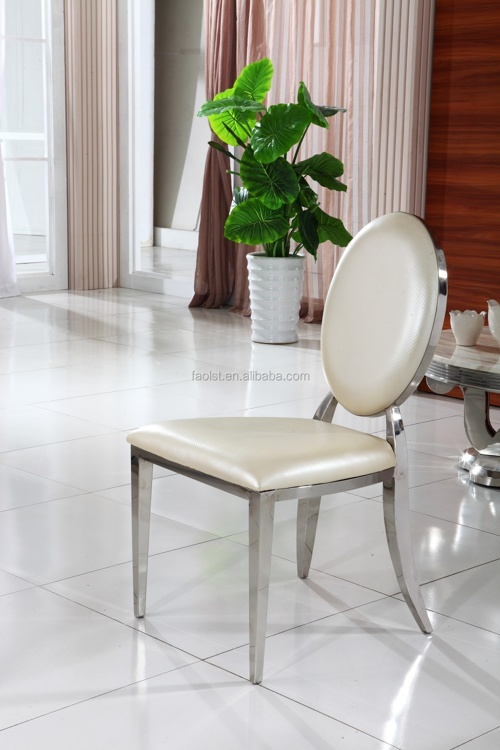 China Wholesale White Wedding Banquet Chairs For Sale